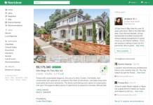 Nextdoor social media network