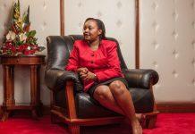 Anne Waiguru- Governor
