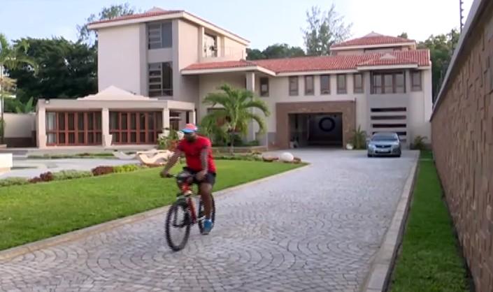 Governor Joho House