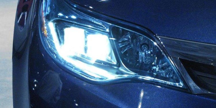 Car Light Rules