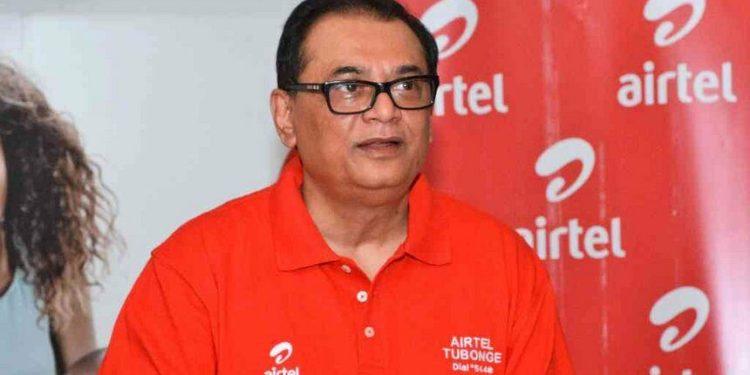 Airtel Shareholding