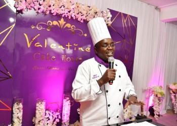 Chef Mathew Gathua