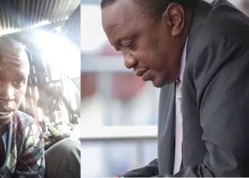 Letter to Uhuru Kenyatta