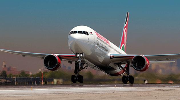 China Flights to Kenya