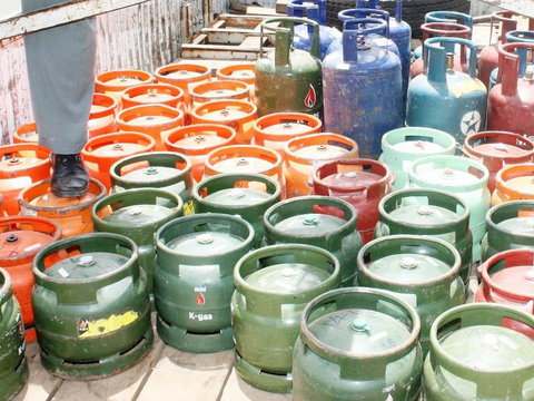 Cost of Cooking Gas in Kenya