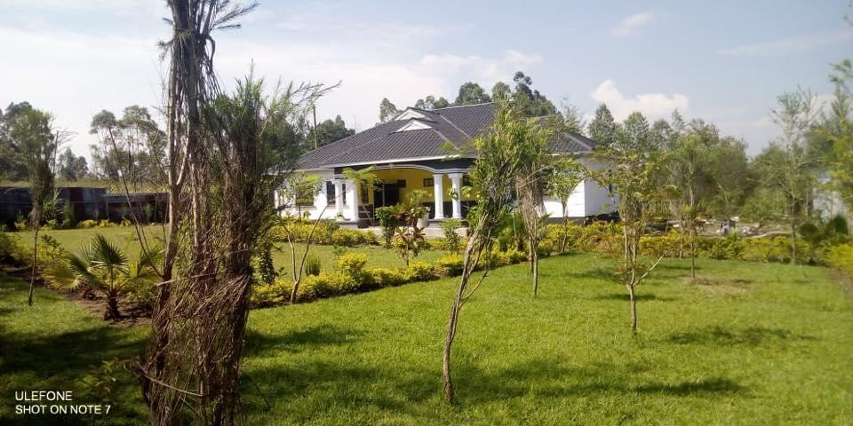 Brick House in Kenya