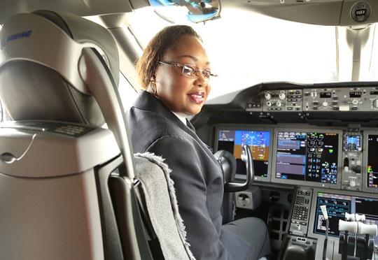 Captain Irene Koki Mutungi