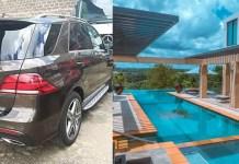 Chris Kirubi House and Cars