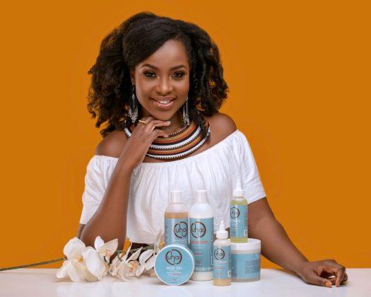 UHAI Haircare Unveils Joyce Omondi as Kenya Brand Ambassador - Bizna