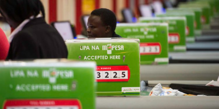 Number of businesses on Lipa na MPesa Identity