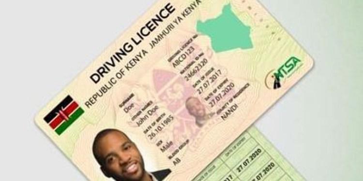 Digital Driving License