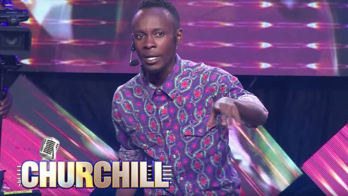 Churchill Show Comedians