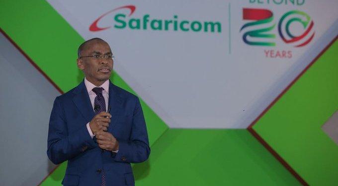 Safaricom 2020 Half Year Results
