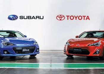 Toyota Subaru Merger