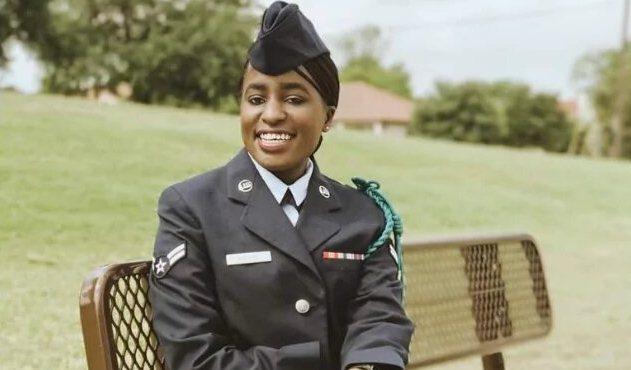 Sergeant Winnie Adipo