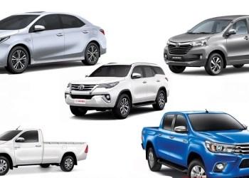 Toyota Cars Kenya