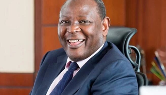 James Mwangi Salary