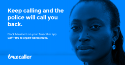 Truecaller's Bold Campaign Brings Awareness to Harassment - Bizna Kenya