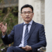 Huawei Head of Intellectual Property Rights Jason Ding - Bizna Kenya