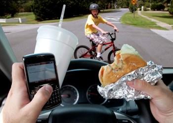 7 Most Dangerous Distracted Driving Habits - Bizna Kenya