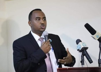 Dr. Abdiqani Sheikh Omar - Bizna Kenya
