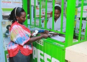 M-Pesa Agents
