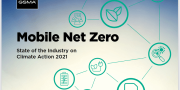 Mobile Net Zero - state of the industry on climate action 2021 - Bizna Kenya
