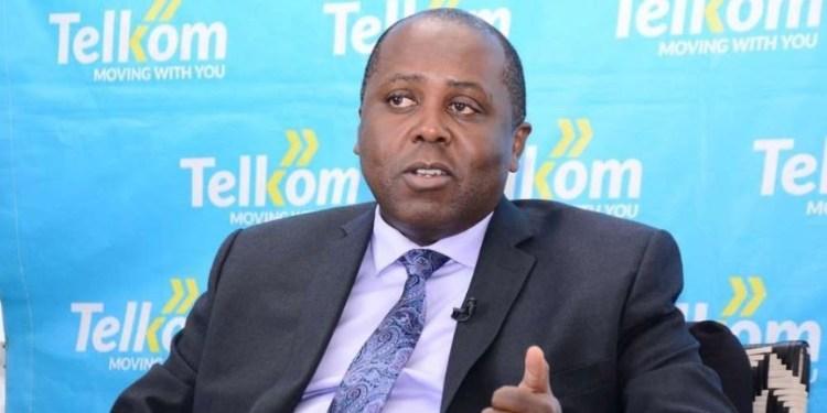Mugo Kibati, CEO Telkom Kenya - Bizna Kenya