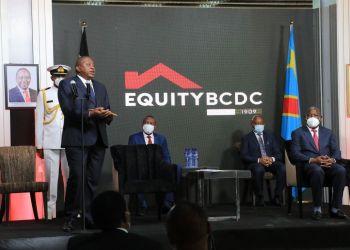 President Uhuru Kenyatta unveils EquityBCDC - Bizna Kenya