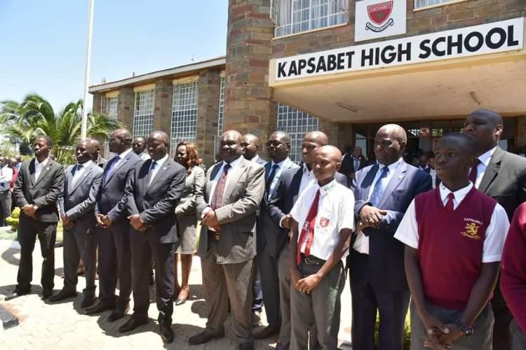 KCSE Top 100 Schools