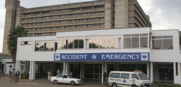 KNH Referral