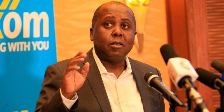 Mugo Kibati, CEO Telkom Kenya