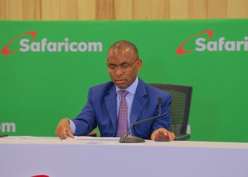 Peter Ndegwa, CEO Safaricom