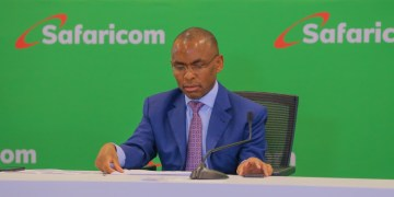 Peter Ndegwa, CEO Safaricom