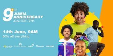 Jumia Anniversary, 2021 - Bizna Kenya