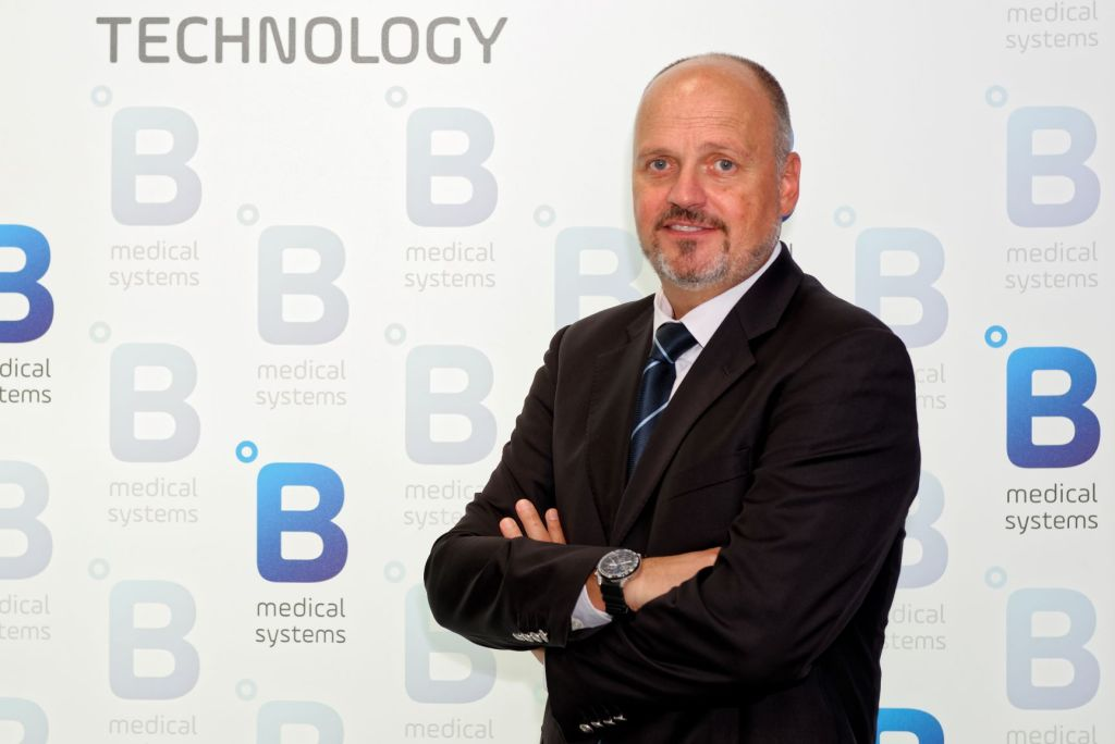 Luc Provost - CEO, B Medical Systems - Bizna Kenya
