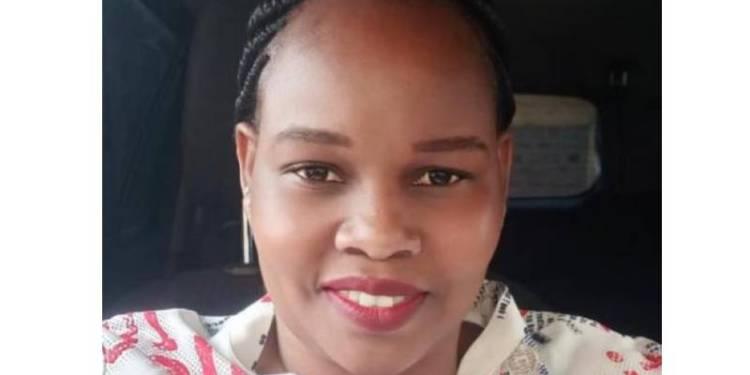 Caroline Kangogo Husband Name