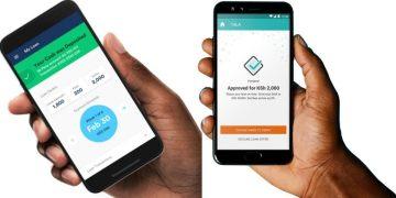 mobile loan defaulters
