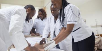 UK Nurse Salary