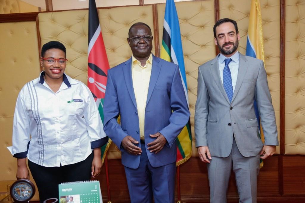 KCB Foundation in Deal with Meru County to Train 400 Youths - Bizna Kenya