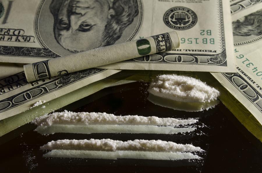 Orgie, narkotyki i biznes