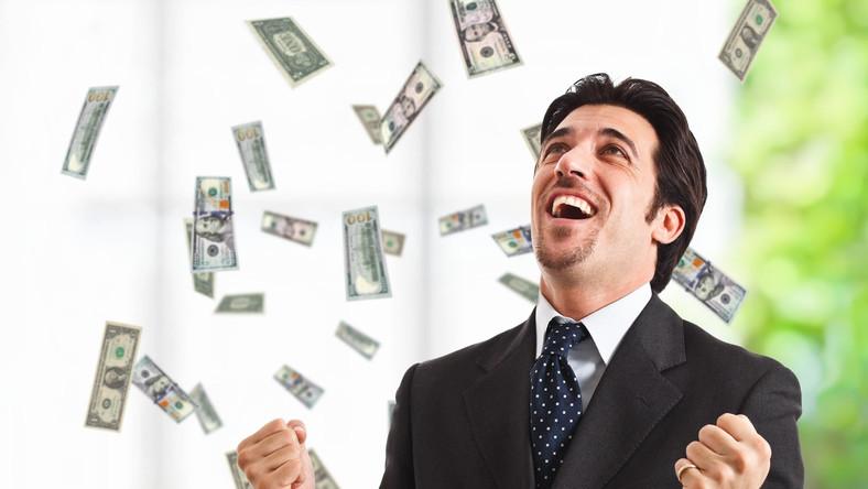 Szczęście za konkretną sumę pieniędzy