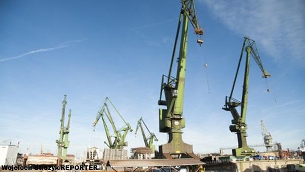ARP odkupiła stocznie od Ukraińców