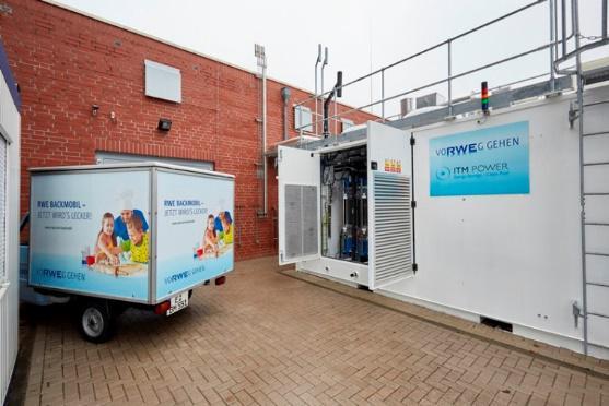 Projekt P2G (Power-to-Gas) już niedługo zostanie zrealizowany  w Niemczech
