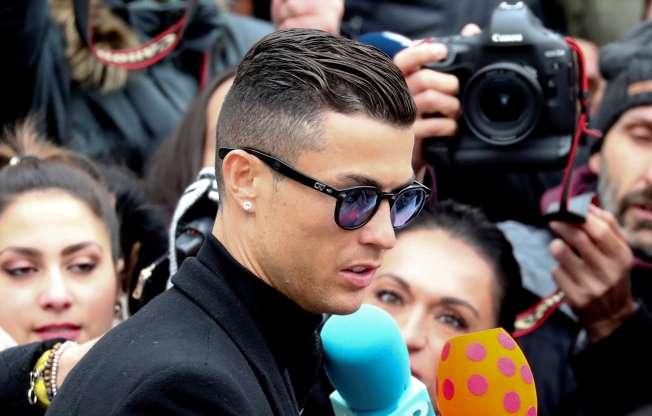 Ronaldo pranon gjobën 18.8 milionë Euro me marrëveshje