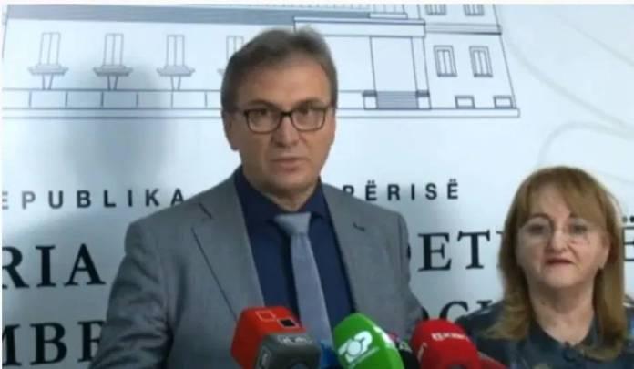 E FUNDIT / Drejtori i Urgjencës, Skënder Brataj del pozitiv me koronavirus