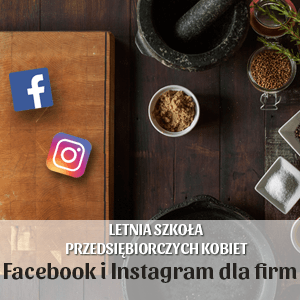 2017-07-18 Facebook i Instagram dla firm