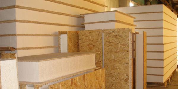 Структурная изоляционная панель или SIP-панель