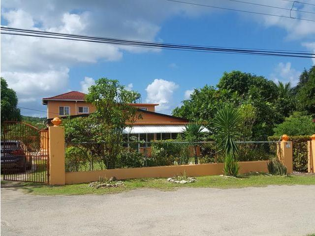 4 bedrooms, 3 bath, sitting on a half acre lot located in Greenside, Falmouth