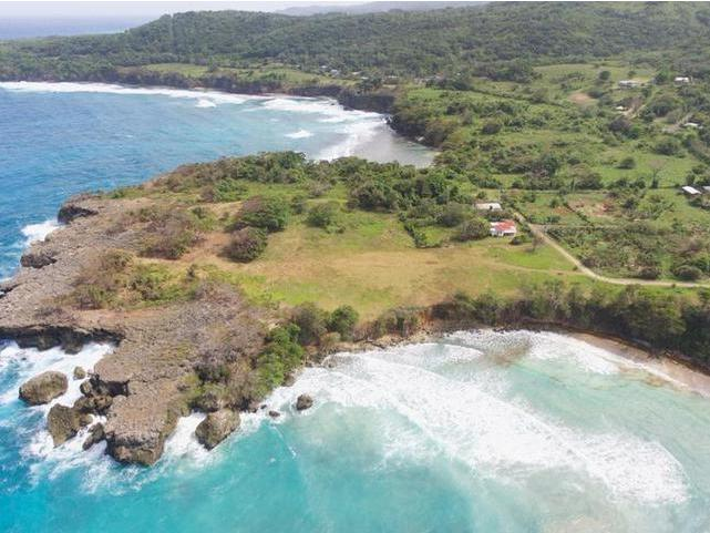 Beach front land for sale in Fairy Hill Portland